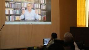 أبو سيف: الفن الفلسطيني بكافة أشكاله حمل القضية الفلسطينية على كافة المستويات