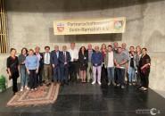 حفل حاشد في المانيا/بون بتأسيس جمعية التآخي بون-رام لله
