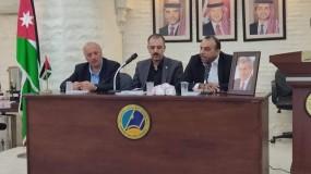 الاتحاد العام للكتاب والأدباء الفلسطينيين ورابطة الكتاب الأردنيين يحتفيان بالمفكر ناصيف  عواد