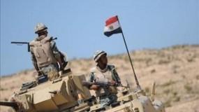 القوات المسلحة المصرية تعلن مقتل 89 تكفيريا شديدي الخطورة شمال سيناء