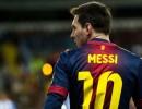 ميسي يقود تشكيل برشلونة المتوقع أمام أبناء رونالدو