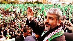 مشعل: حماس راضية عن موقف السلطة الفلسطينية بشأن (صفقة القرن) والتطبيع موضة