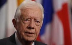 كارتر يدين خطة الضم الإسرائيلية: انتهاك اتفاق أوسلو