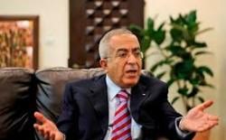 """فياض: نرفض الاستمرار في الإصرار على الالتزام الفلسطيني بشروط """"الرباعية"""""""