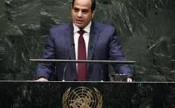 السيسي: لا يوجد أحق من قضية فلسطين وشعبها للعيش في دولة مستقلة ,,وسرت خط أحمر!