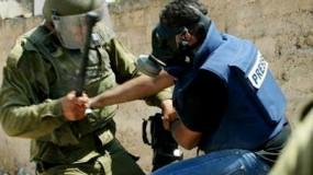 نقابة الصحفيين: عام 2019 شهد 760 حالة اعتداءات وجرائم إسرائيلية