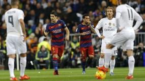 """برشلونة يوجع ريال مدريد في الـ""""بيرنابيو"""" مجدداً بعد """"صفعة"""" كأس الملك"""