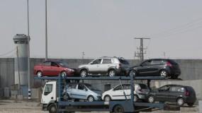 بعد توقفها .. إدخال 7 ألاف إطار سيارة لقطاع غزة