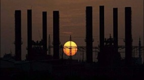 كهرباء غزة: عطل أصاب محطة التحويل تسبب بتوقف تدفق التيار بالمغذيات الواصلة للمحافظات