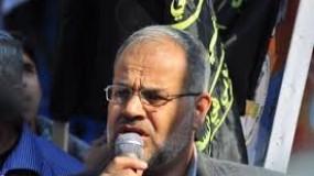 حبيب: الفعاليات على حدود غزة لن تتوقف إلا بإجبار الاحتلال على تنفيذ التفاهمات