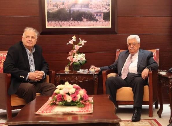 الرئيس عباس يطالب بانتخابات غير متزامنة تشريعية ثم تليها الرئاسية!