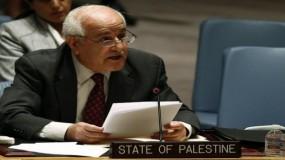 رياض منصور يوجه طلباً لمجلس الأمن بشأن جرائم الاحتلال بحق الفلسطينيين