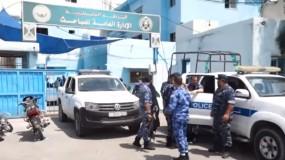 شرطة حماس تكشف قضية قتل مواطن على يد شقيقه برفح