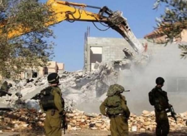 """مواقف فلسطينية تستنكر """"مجزرة"""" هدم منازل """"واد الحمص"""" بالقدس وتطالب بخطوات لمواجهتها"""