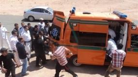 وزارة الصحة المصرية: مقتل 19 في انفجار بوسط القاهرة