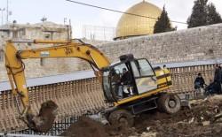 الكشف عن أربعة أنفاق تهويدية جديدة أسفل مدينة القدس