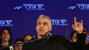 زعيم المعارضة الإسرائيلية لابيد: نتنياهو لا ينوي التفاوض مع الفلسطينيين