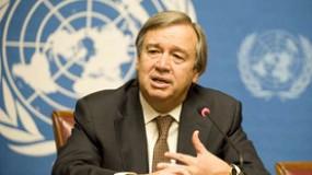 أبو الغيط يتلقى رسالة من سكرتير الأمم المتحدة برفض ضم إسرائيل أراضي فلسطينية