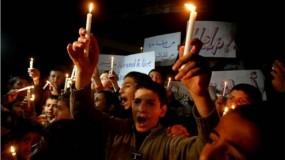 الصليب الأحمر: 80% من سكان قطاع غزة يعانون من عدم توفر الكهرباء ببيوتهم
