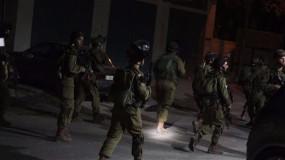 اقتحامات في مدن الضفة وقوات الاحتلال تعتقل عدد من المواطنين