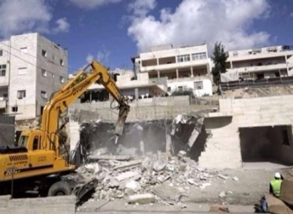 فلسطين تطالب بتدخل دولي لمنع إسرائيل من هدم بيوت في القدس