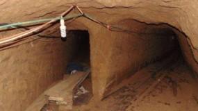 انتشال جثامين ثلاثة عمال من نفق في رفح