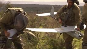 الاحتلال يعلن سقوط طائرة مسيّرة عند الحدود مع لبنان