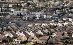 سلطات الاحتلال تقرر بناء 1800 وحدة استيطانية جديدة في الضفة