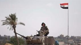 الداخلية المصرية تعلن تفاصيل ضربة جديدة للعناصر الإرهابية بشمال سيناء