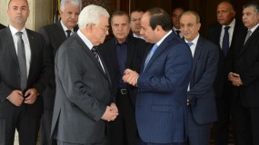 حركة فتح تُوضح حقيقة مكالمة مسربة بين الرئيسين عباس والسيسي حول الإمارات