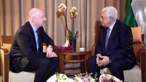 غرينبلات: ورشة البحرين ليست رشوة للفلسطينيين وليست سلاما اقتصاديا!