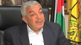 """""""العالول"""" ينفي وصول الوفد الأمني المصري إلى رام الله وتوجه وفد فلسطيني لواشنطن"""