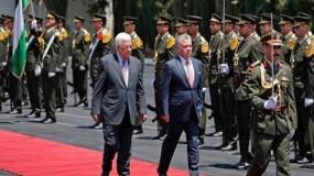 الرئيس عباس للملك عبدالله: استقرار الأردن استقرار للمنطقة ومصلحة لفلسطين