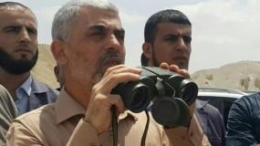 السنوار يهدد إسرائيل: الضيف أمر بإطلاق (999) صاروخاً تجاه تل أبيب