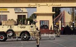 مصر تُغلق معبر رفح لثلاثة أيام