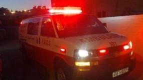 """""""الهلال الأحمر"""": إصابة متطوعيّ إسعاف خلال مواجهات مع الاحتلال في العيزرية"""