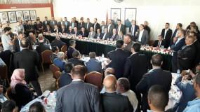 رضوان: وفد منظمة التحرير طلب لقاءً ثنائياً فقط ورحبنا بلقاء للكل الوطني