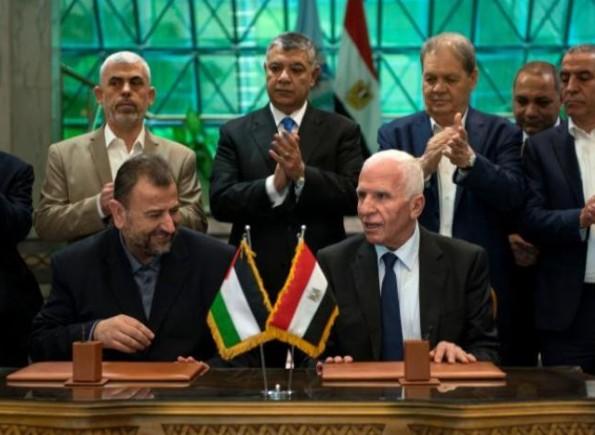 الأحمد: تطورات مهمة وإيجابية بملف المصالحة ووفد مصري يلتقي الرئيس عباس قريباً