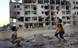 الخضري: 1500 وحدة سكنية لم يتم إعادة بناءها منذ حرب 2014