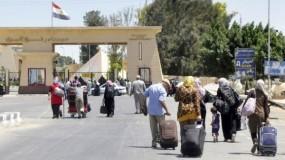 سفارة دولة فلسطين بالقاهرة: استئناف العمل بمعبر رفح من الثلاثاء إلى الخميس لعودة المواطنين من مصر إلى قطاع غزة