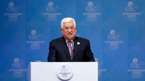 الرئيس عباس: الإدارة الأميركية تخرق القانون وتثبت أنها غير مؤهلة لتكون وسيطاً نزيهاً