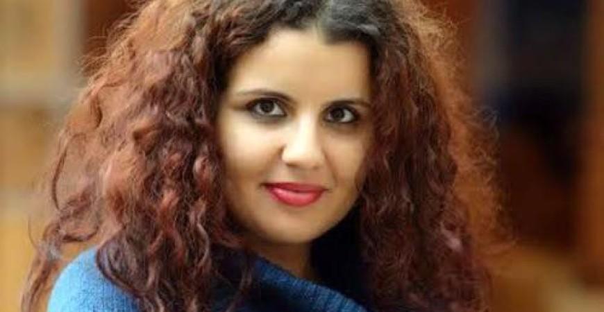 إيناس العباسي كاتبة ومترجمة وناشرة تونسية