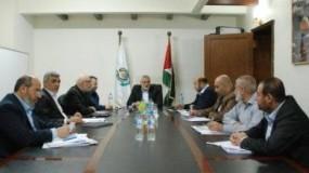 مكتب حماس السياسي يؤكد التمسك بمسار الشراكة وبناء النظام السياسي الجديد