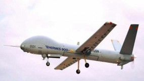 """""""حزب الله"""" يسقط طائرة إستطلاع إسرائيلية اخترقت الأجواء اللبنانية"""