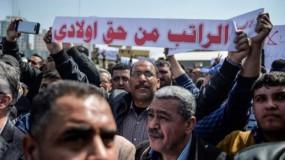 أزمة الرواتب ....غضب يسود فتح واستقالة قياديين من غزة