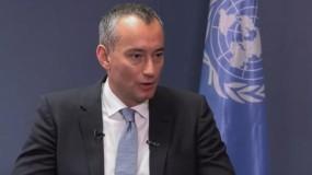 ملادينوف لوزير المالية: نرفض التهديدات الإسرائيلية ونعتبرها نسفاً لجهود السلام