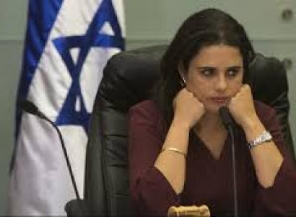 وزيرة إسرائيلية: يجب إخلاء الخان الأحمر ولن نتردد بشن عملية عسكرية على غزة