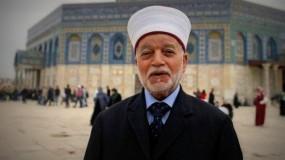 """المفتي العام يستقيل من """"مجلس أمناء منتدى تعزيز السلم""""في أبو ظبي بسبب اتفاق التطبيع"""