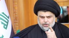 مقتدى الصدر يطالب باستقالة الحكومة العراقية وإجراء انتخابات مبكرة