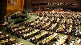 الأمم المتحدة تصوت بالأغلبية على قرار يؤيد حق الشعب الفلسطيني في تقرير المصير